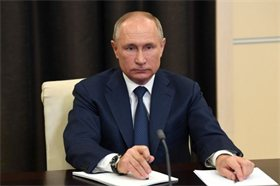 Владимир Путин дал старт реформе ОМС